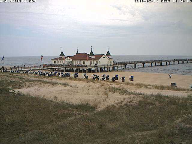 Webcam Ahlbeck Wasserwacht