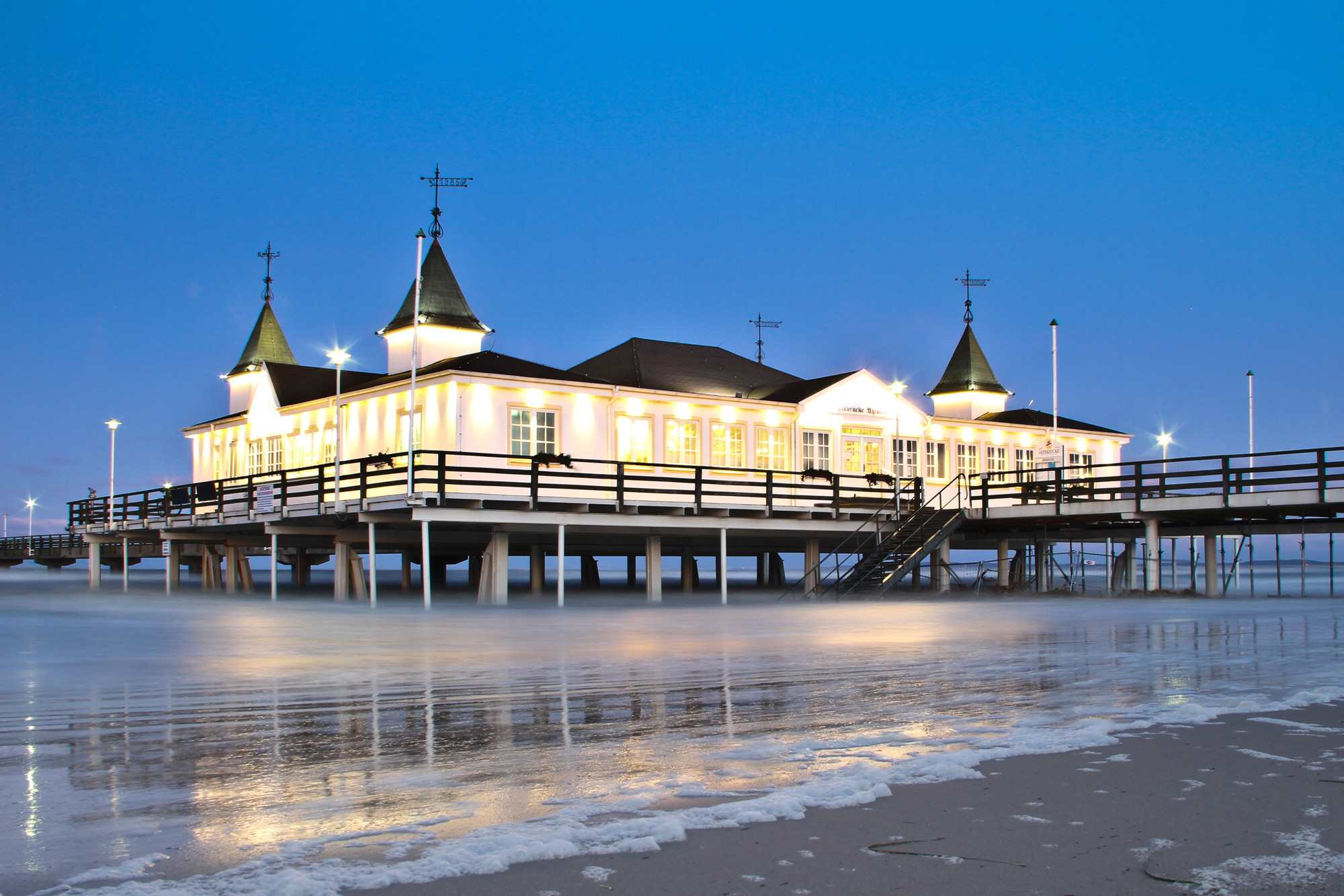 Traditionelles Usedom