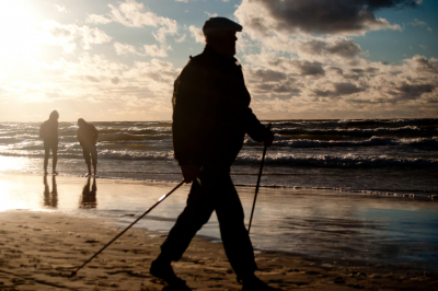 Nordic Walking auf Usedom: Sanfte Fitness